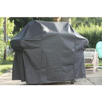 Brown Grill Cover